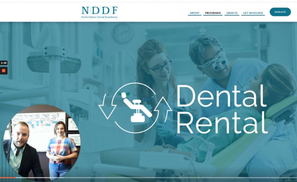 NDDF Dental Rental Update